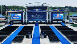 KENT STATE COMMENCEMENT