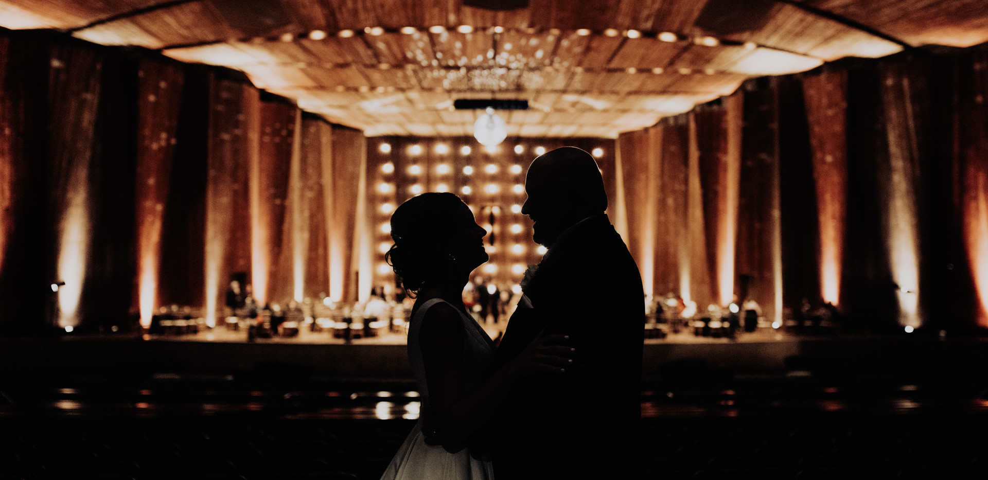 Erin & Ron's Blossom Wedding