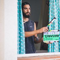 SNOWLAND - Behind the Scene