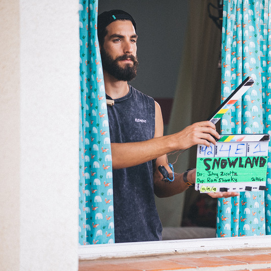 SNOWLAND - Behind the Scene