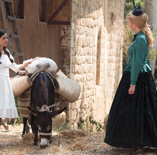 Hanna's Sabbath Dress