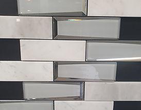 carrara mirrored mixed