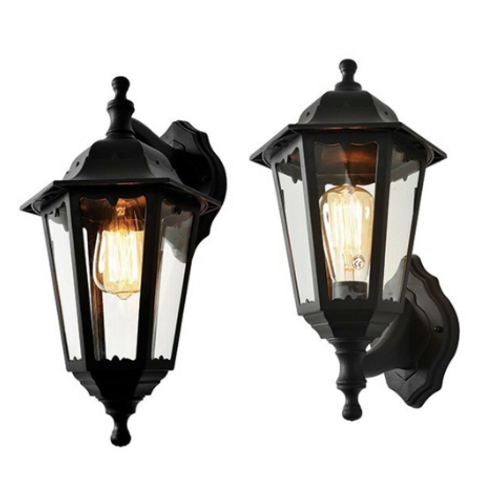 Bianca Up/Down Wall Lantern