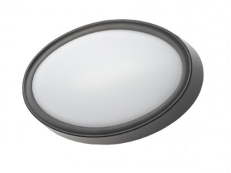 Oxford Oval Flush LED Light