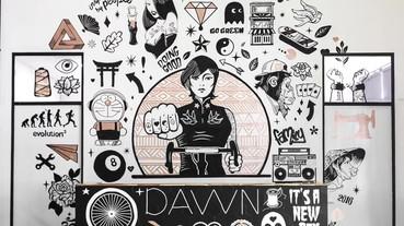 Mural timelapse - Dawn denim.mp4