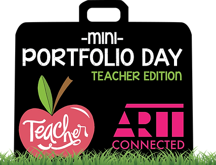 Spring Mini Portfolio Day Teacher Editio