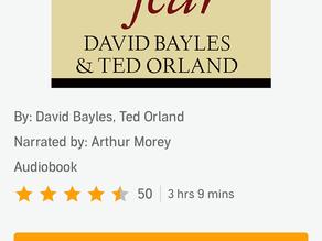 Book Review: Art & Fear