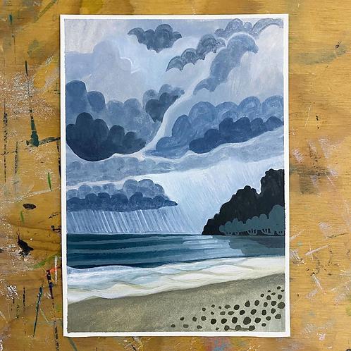Silver Linings - Original Painting
