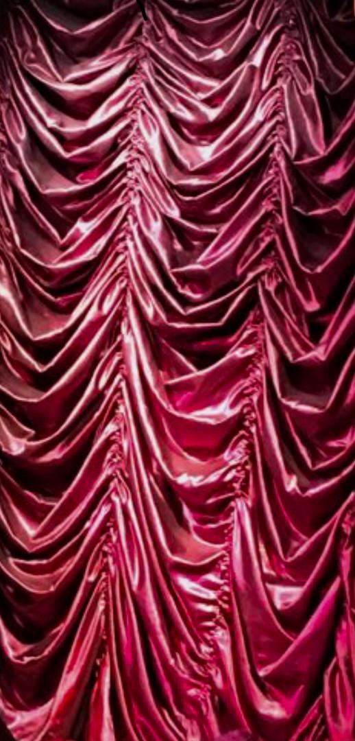 Makro Vorhang