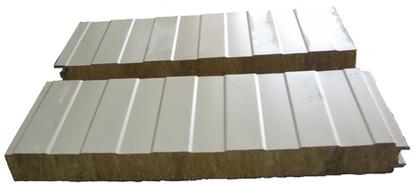 Muro cortafuego lana mineral