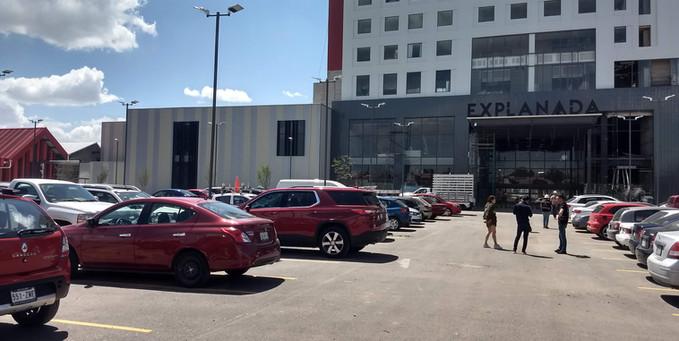 Hotel Explanada Puebla