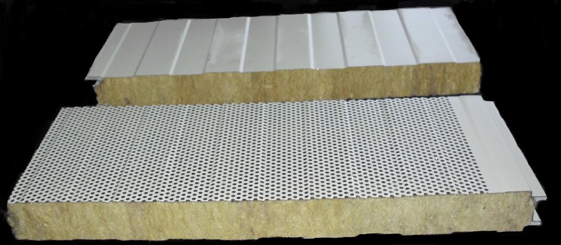 Panel Fonoacustico Lana Mineral