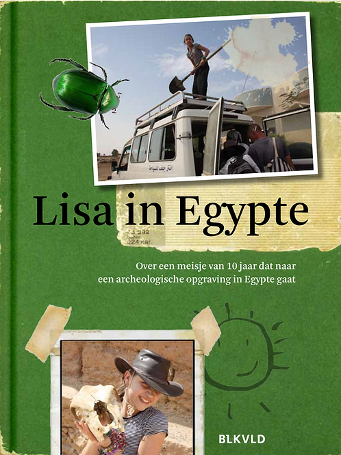 Lisa in Egypte