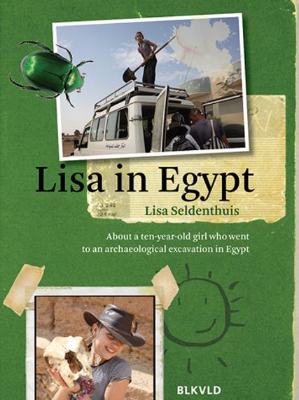Lisa in Egypt