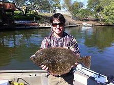 Corpus Christi Flounder