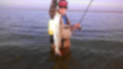 Corpus Fishing Guide Taylor Czar