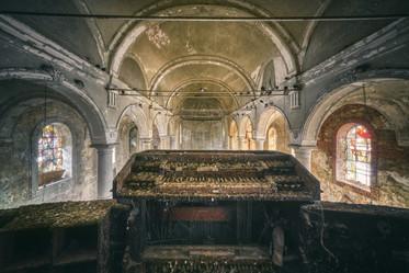 L'église des pigeons