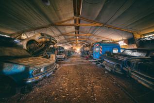 Garage Tic Toc