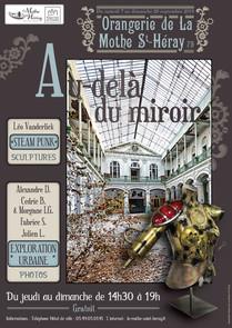 Au Dela Du Miroir
