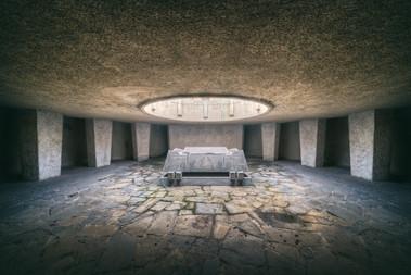 La tombe d'un roi