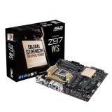 ASUS Z97-WS Intel Socket 4th Generation Core i7/Core i5/Core i3/Pentium/Celeron/