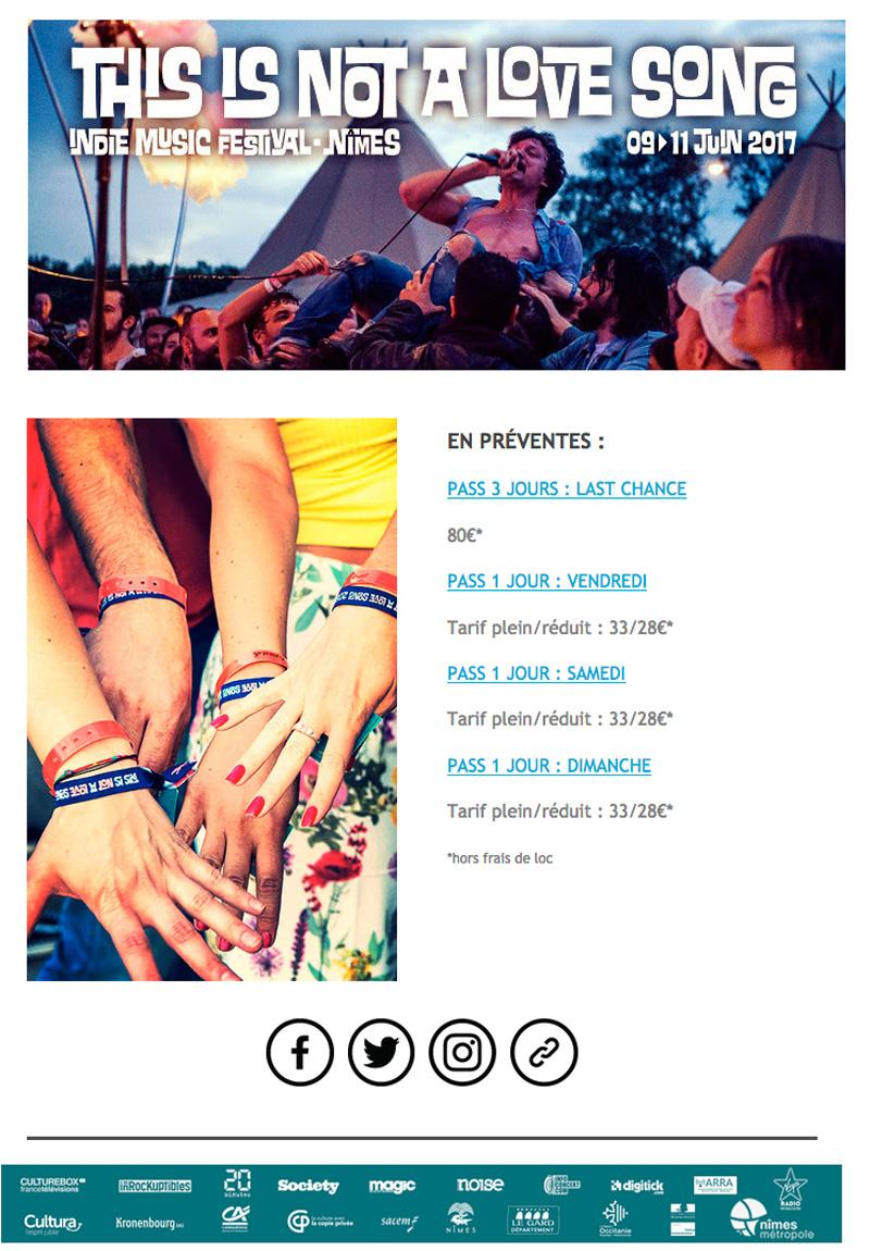 Festival TINALS