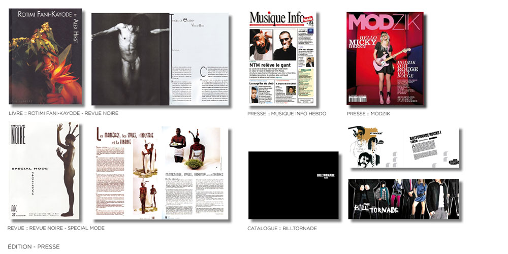 Edition/presse