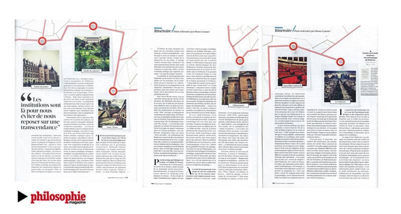 Paris / Philosophie Magazine