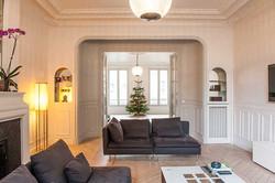 Rénovation d'un appartement Paris 17