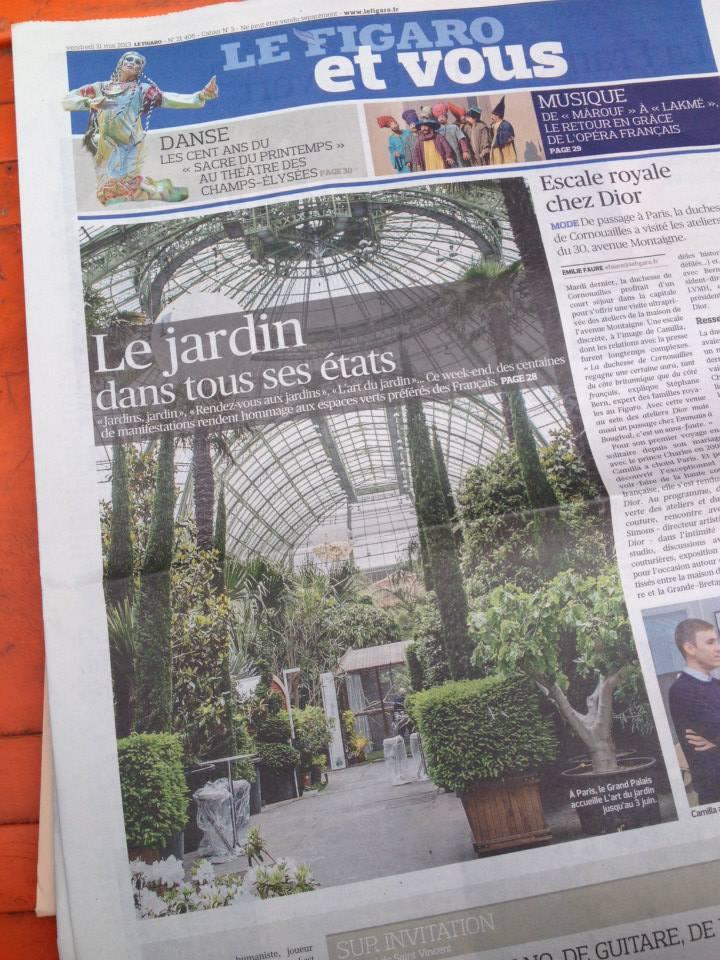 Couv Le Figaro