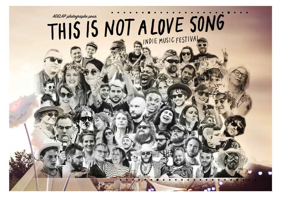 This Is Not A Love Song Festival 18