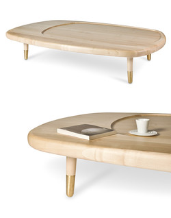 Table Yantai de l'Atelier Mirofle