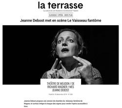 Le Vaisseau Fantôme compagnie Opéra3