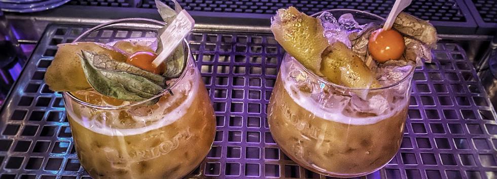 Don Pedro Bar Cocktails 1