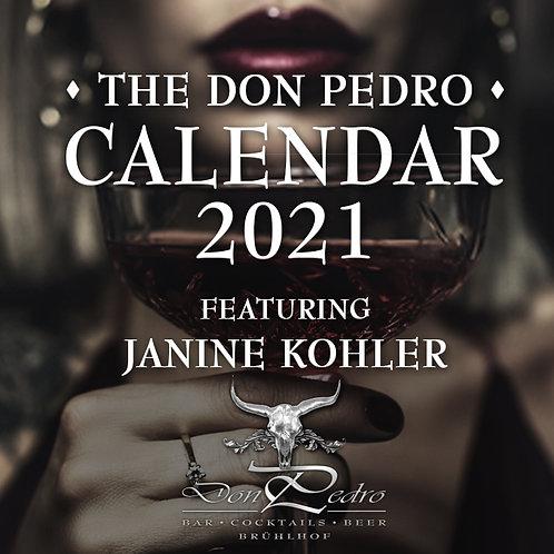 DON PEDRO CALENDAR 2021