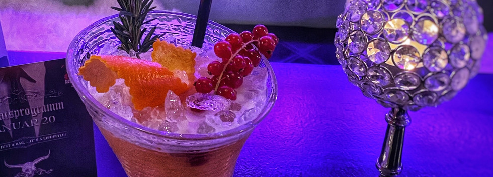 Don Pedro Bar Cocktails 7