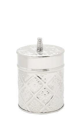 Gümüş Kabartmalı Kutu