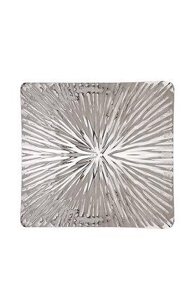 Gümüş  Kare Tabak