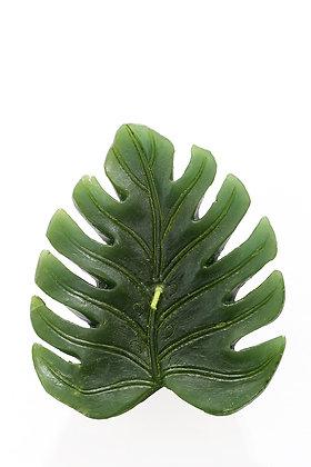 Yeşil Yaprak Mum
