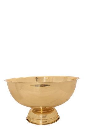 Gold Metal Çanak/Şampanya Kovası