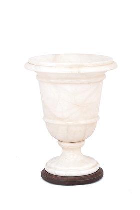 İspanyol Mermer Dekoratif Kupa