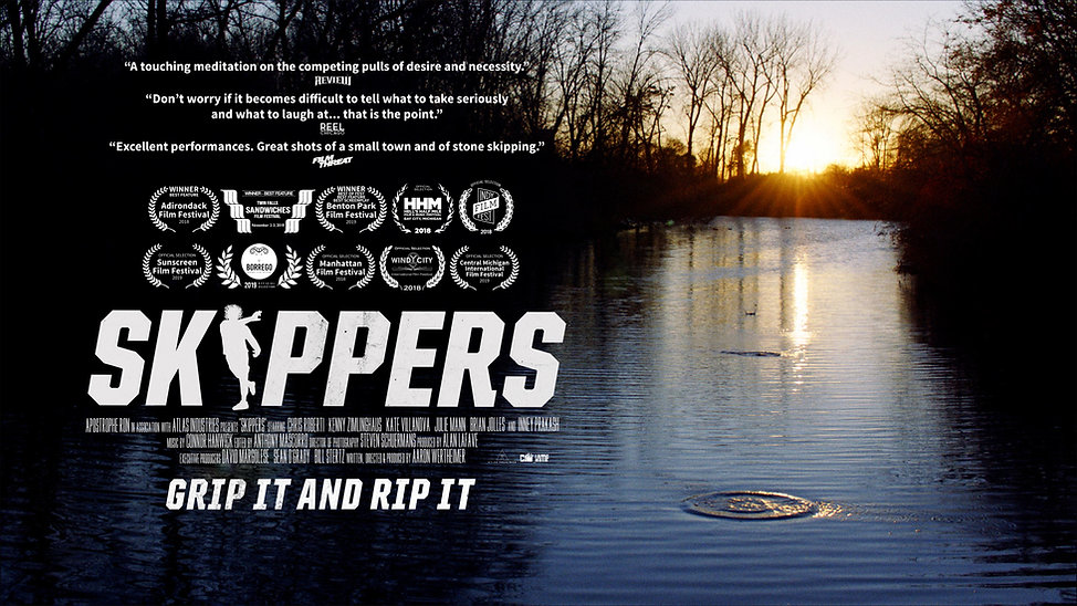 Skippers poster