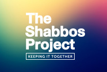 The Shabbos Project – keeping it together