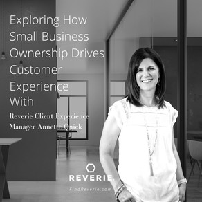 Exploring How Small Business Ownership Drives Customer Experience with Annette Quick