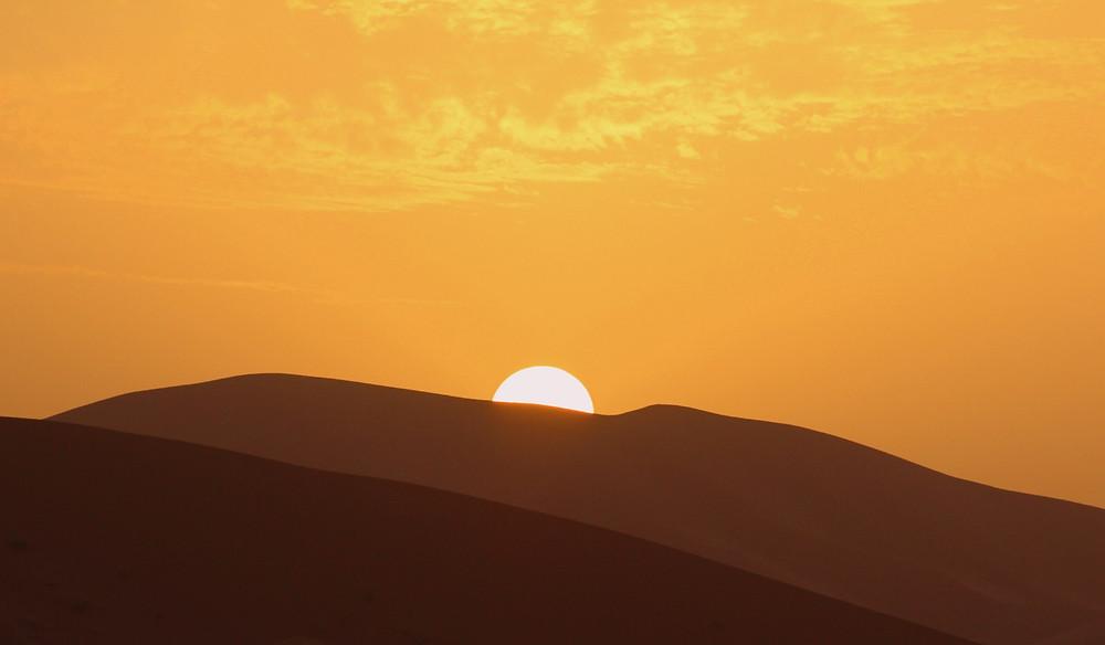 Day 3 - Desert Sun Rise
