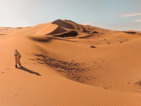 Berber Camp Merzouga - Meet the Sahara and its People!