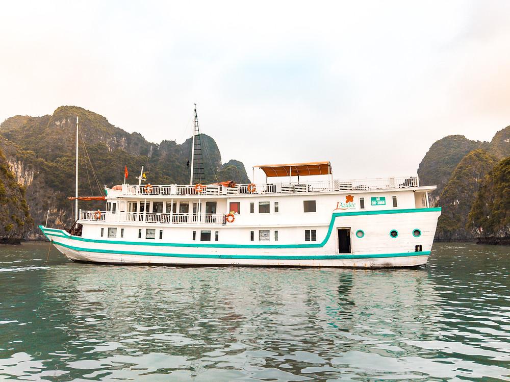 L'Azalee Cruise Boat