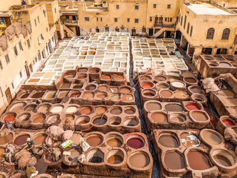 Experience the Old Fez Medina with Riad Lune et Soleil