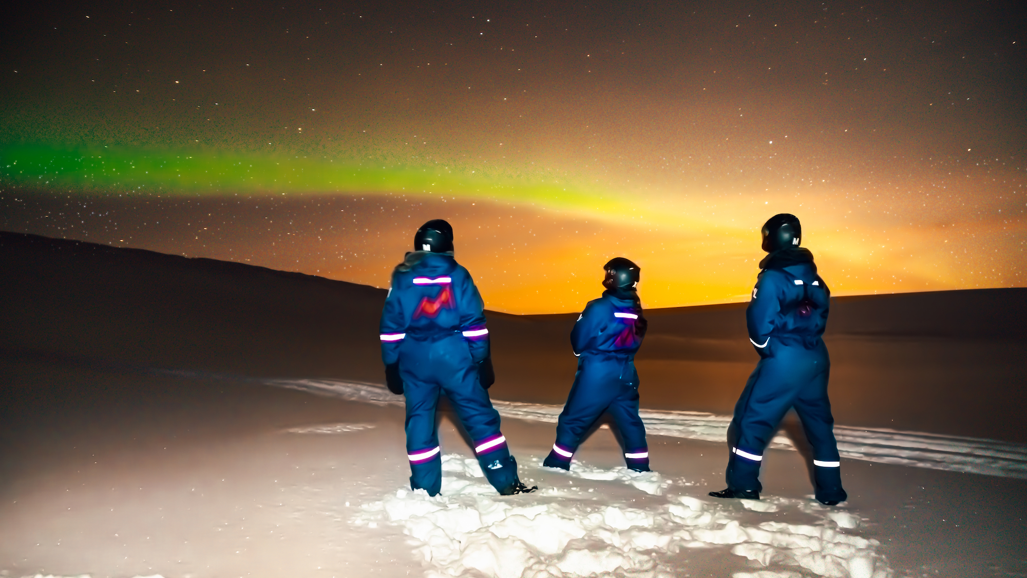 Northern Lights Snowmobiling_2