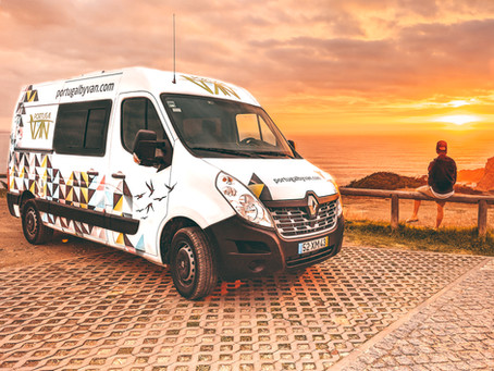 Renting A Camper In Portugal | The Perfect Algarve Map